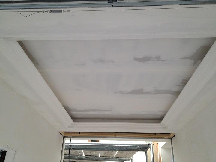 Plafond en Staff